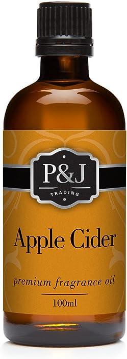 Apple Cider Fragrance Oil - Premium Grade Scented Oil - 100ml/3.3oz