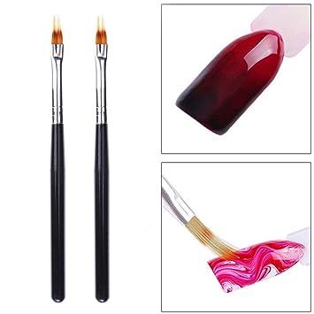 Amazon.com  1PC UV Gel Gradient Painting Pen Drawing Brush