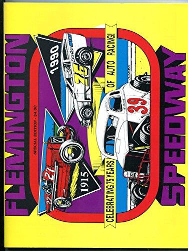 Flemington Fair Speedway Auto Racing Yearbook 1990 World of - Shops Flemington