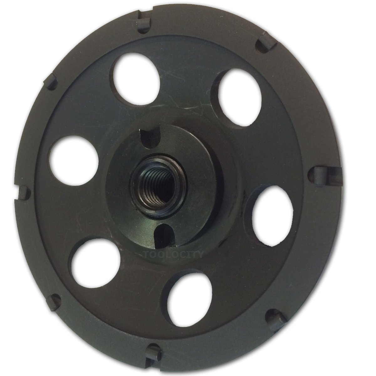 Toolocity ABWCD050P PCD Cup Wheel, 5-Inch