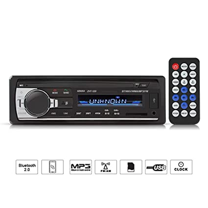 ePathChina Car Stereo with Bluetooth Hand-free Audio Stereo MP3 ...