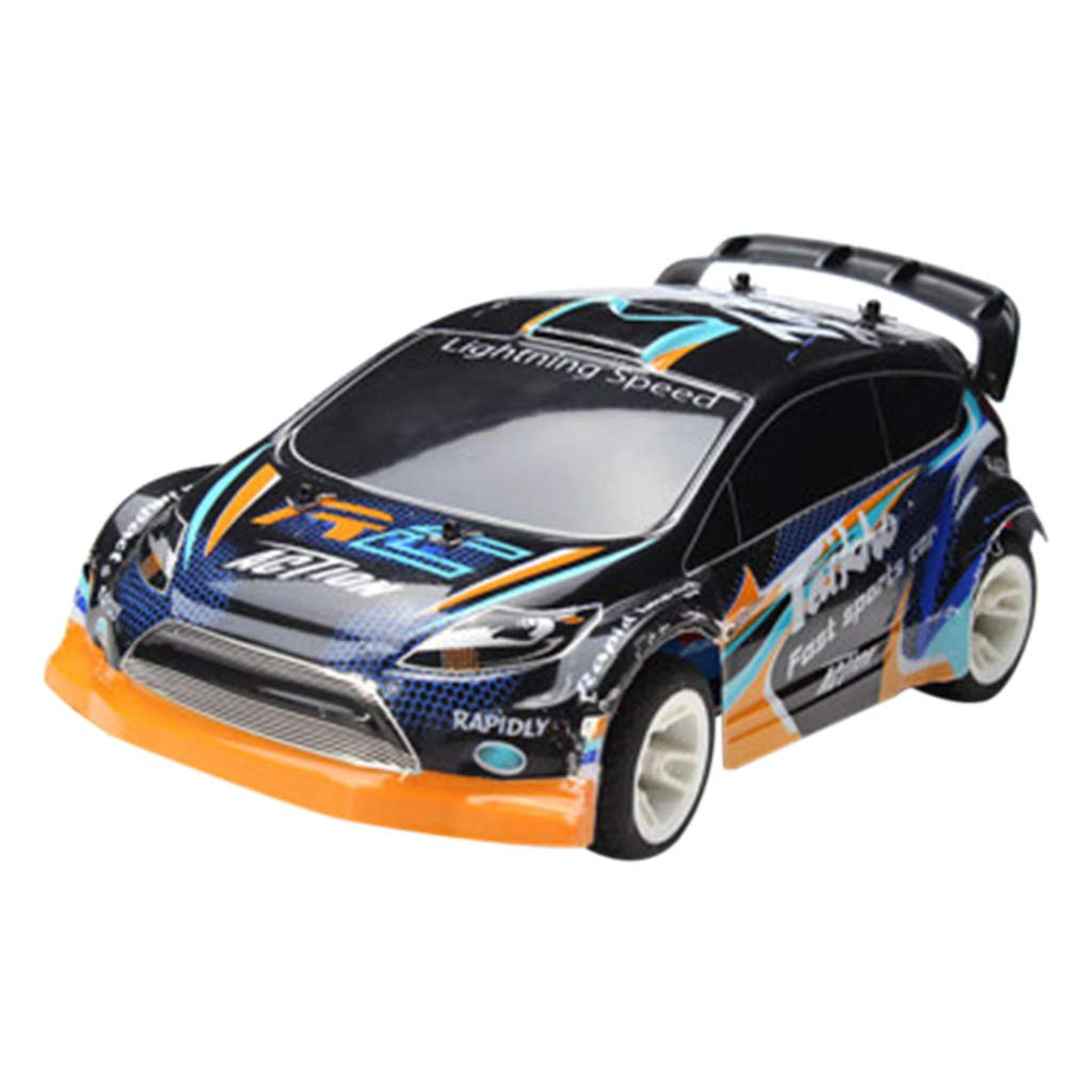 1/24 Scale RC Drift Car 2.4Ghz 35km/h High Speed Off Road Monster Truck 4WD RC Remote Control Drift Car Racing Car for Boys & Girls by DaoAG (Image #3)