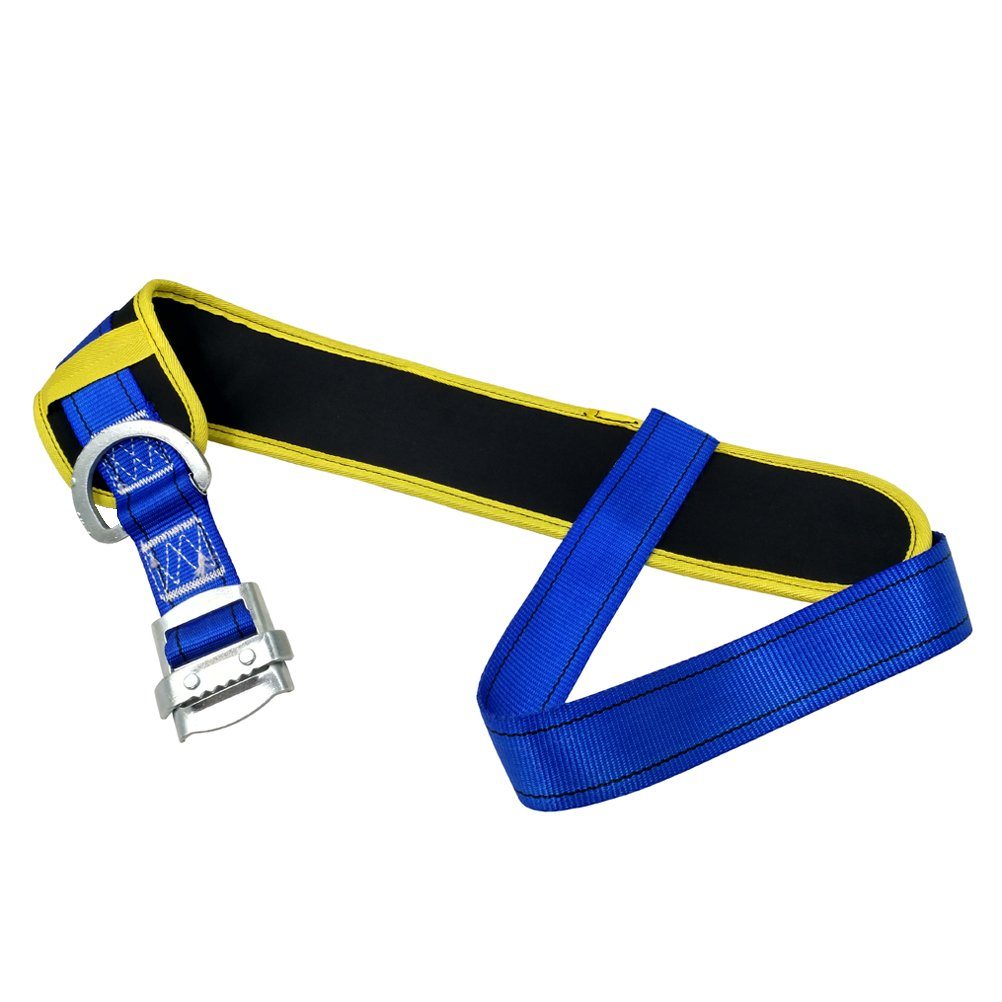 Aoneky Body Belt with Hip Pad and Side D-Ring, Fall Arrest Safety Harnesses by Aoneky (Image #6)