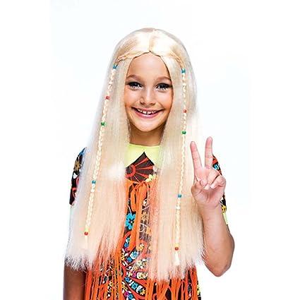 Hippie Wig Costume Accessory