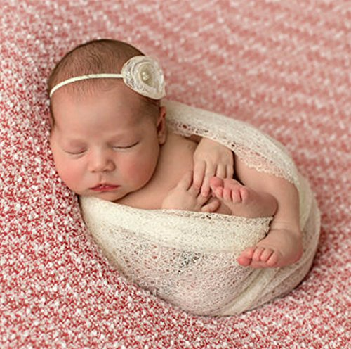 Cupid Costumes For Baby Boy (Creationtop Lace Baby Photography Props Newborn DIY Newborn Baby for photo shoots (Peach))