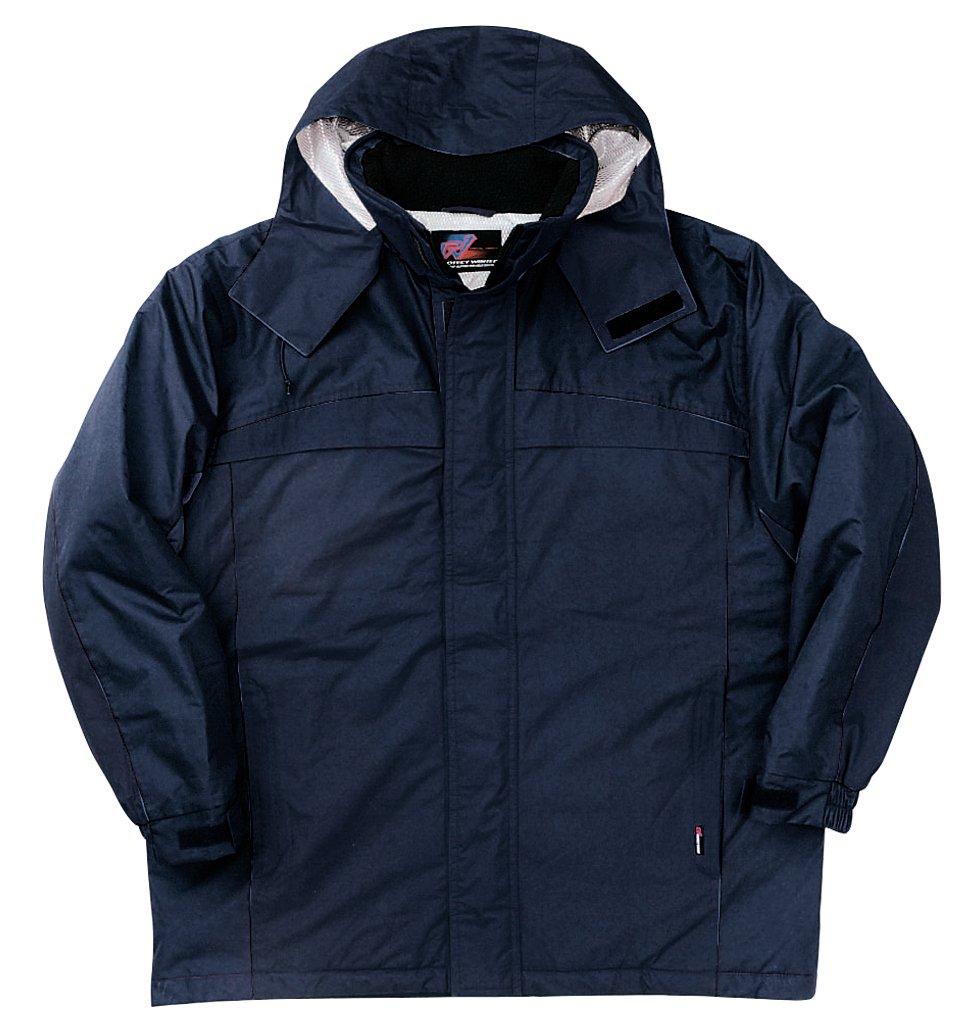 SOWA 防水防寒コート ネイビー 6Lサイズ 2806