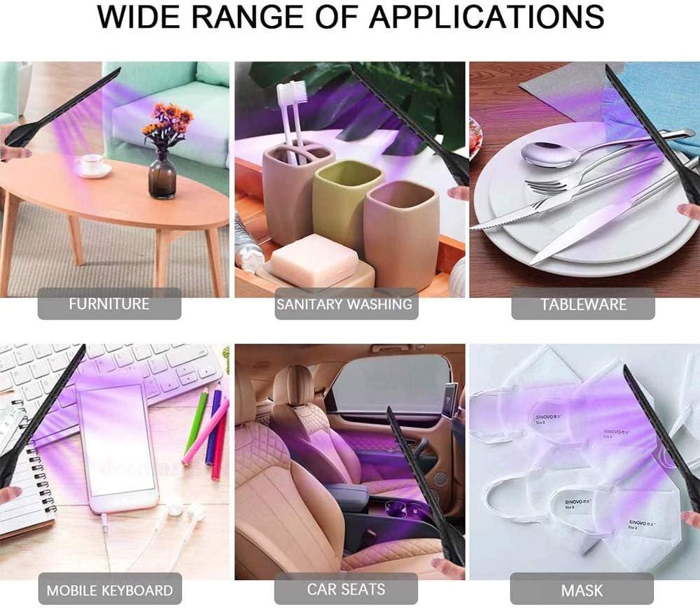 Portable Fluorescent Tubes for Household Travel Office Hotel Car-Handheld Light Fluorescent Tubes