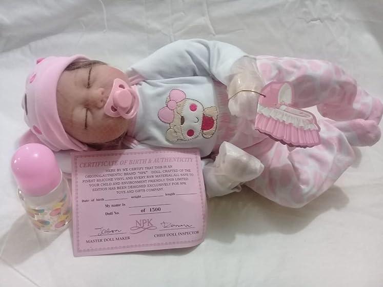 OCSDOLL Reborn Baby Dolls 22