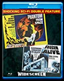 PHANTOM FROM SPACE - FROZEN ALIVE Wide Screen Blu-ray