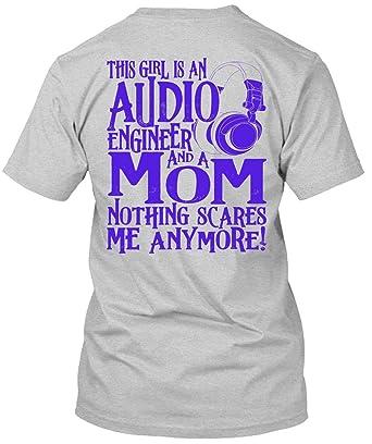 Amazon.com: Esta chica es un ingeniero de audio y una mamá ...