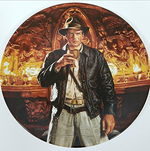 Indiana Jones The Last Crusade: Holy Grail Collector Plate