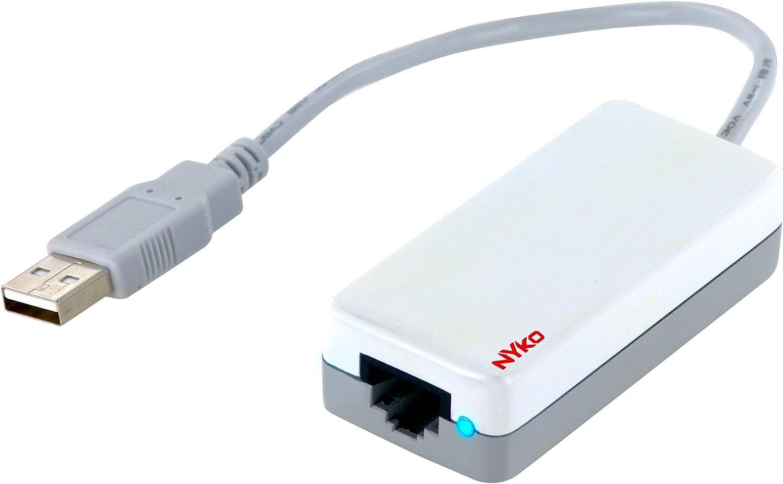 Nyko Wii Net Connect - cajas de video juegos y accesorios (Blanco): Amazon.es: Videojuegos