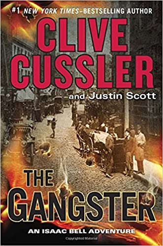 Image result for the gangster by clive cussler