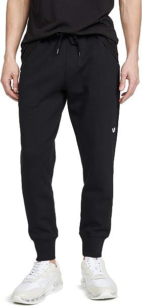 Black RVCA Mens VA Sport VA Tech Pants