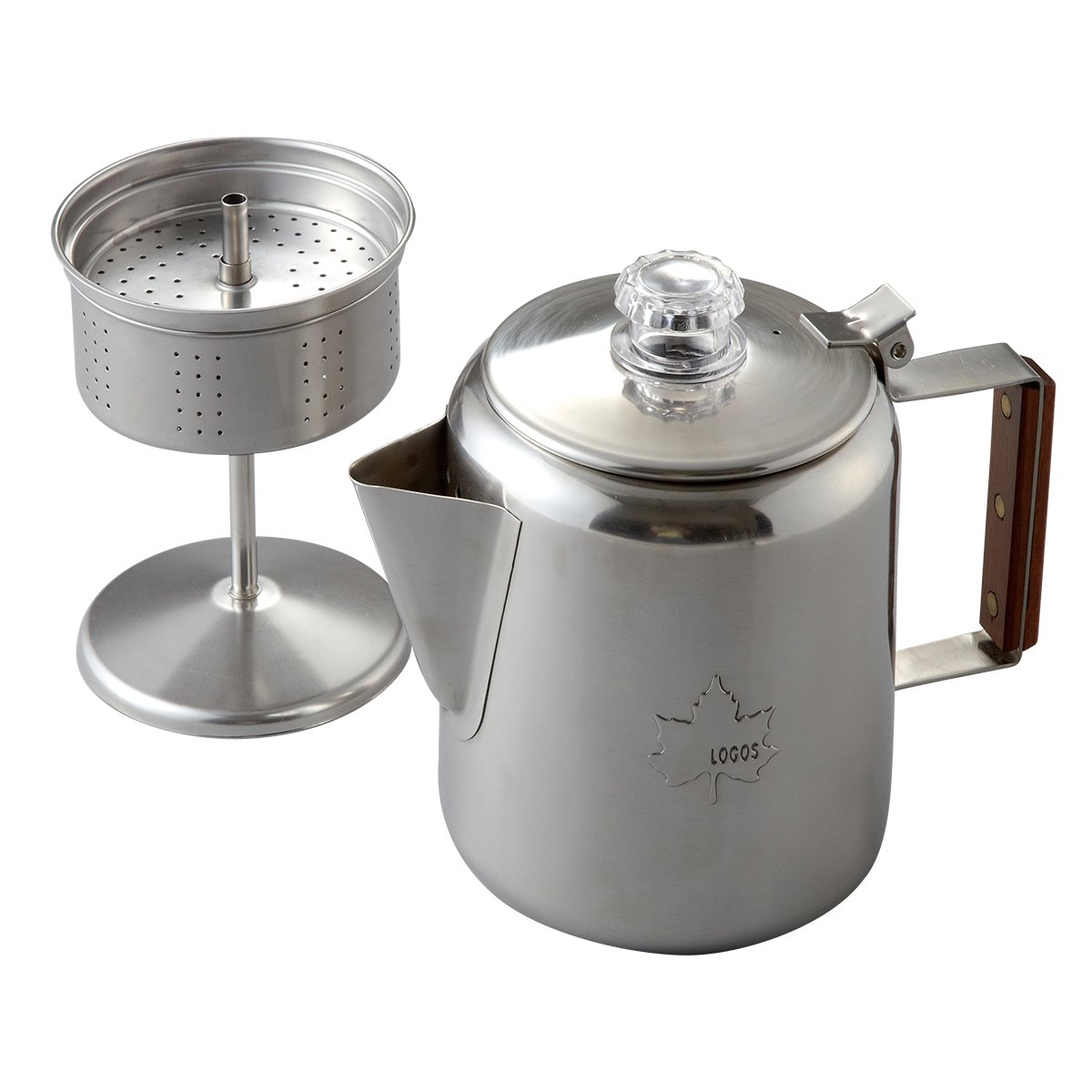 Logos Stainless Percolator 81210300