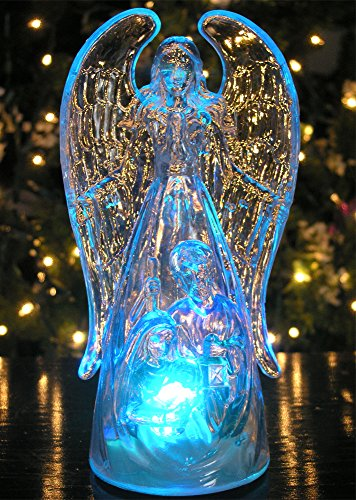 Review LED Lighted Christmas Angel