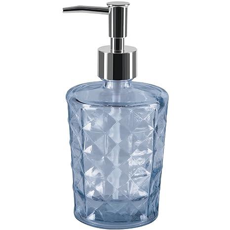 Spirella colección Carla, Dispensador de jabón líquido Ø8,5x18,5 cm (0