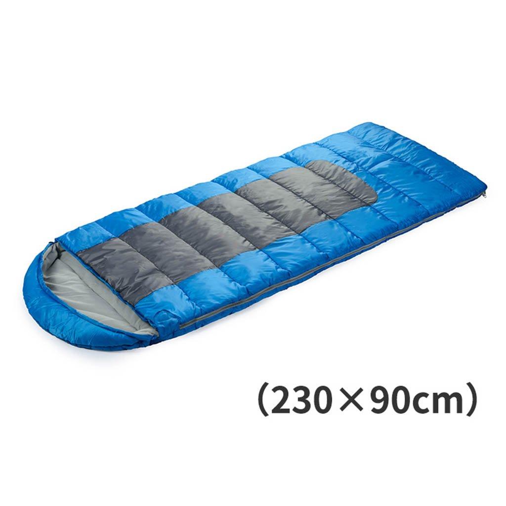 Sleeping Bag-LL Schlafsack, Baumwolle Erwachsene Winter Warm Outdoor Camping Indoor