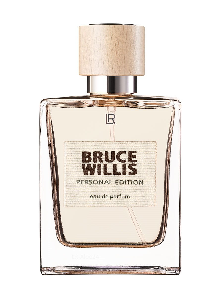 LR Bruce Willis Personal Edition Limitée Summer Edition 50ml EDP 30043