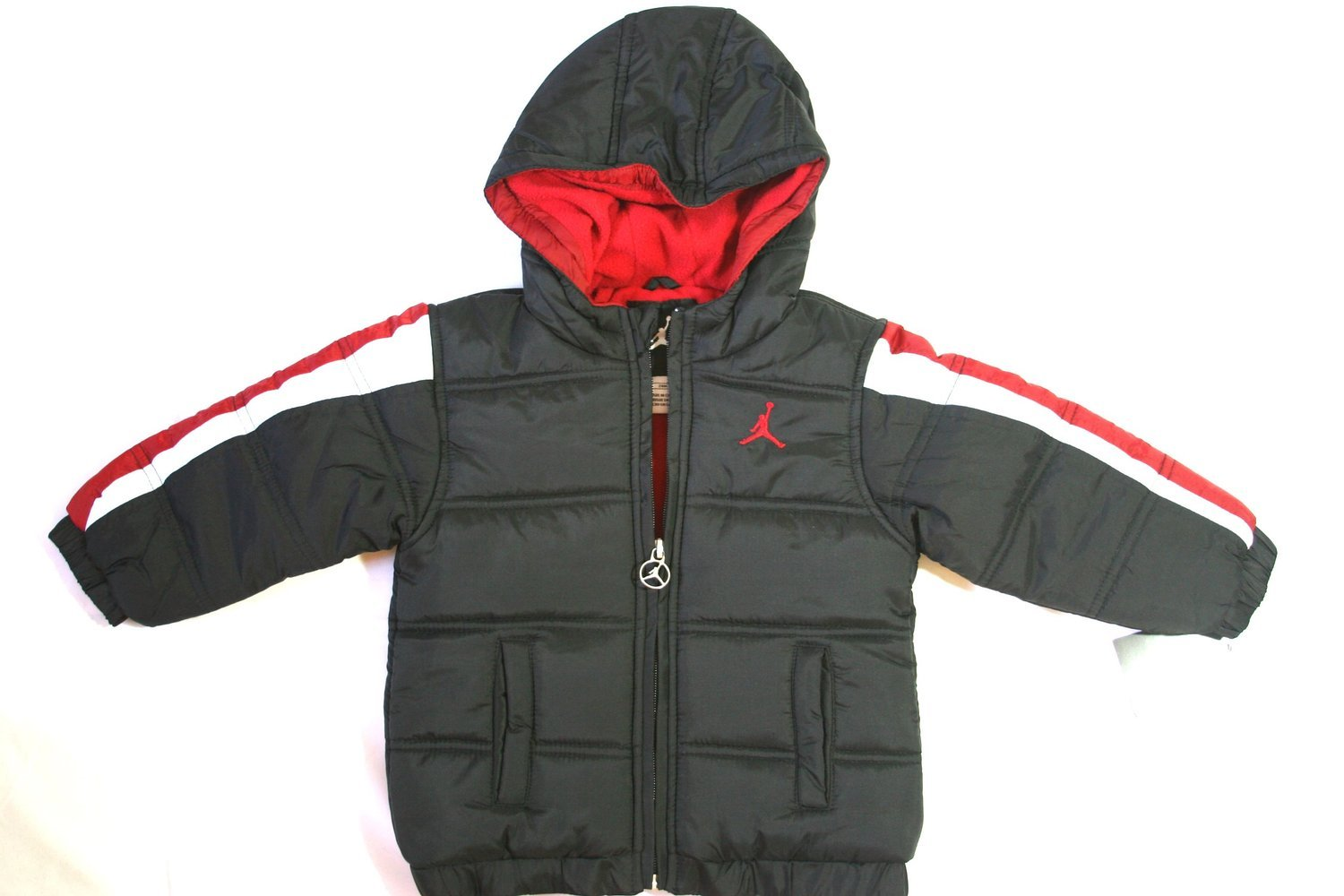Nike Air Jordan Puffer Bubble Jacket, Youth Large, New by NIKE