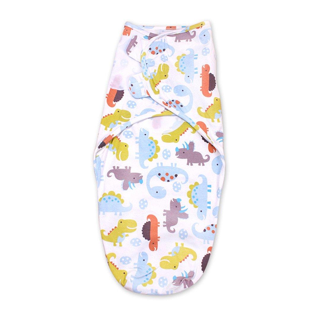 Fairy Baby Pucksack Baby Puckdecke Baumwolle Pucksäcke Swaddle Tuch Schreibabys Ganzkörper, 0-6 Monate, Planet Rainbow Trade Co Ltd
