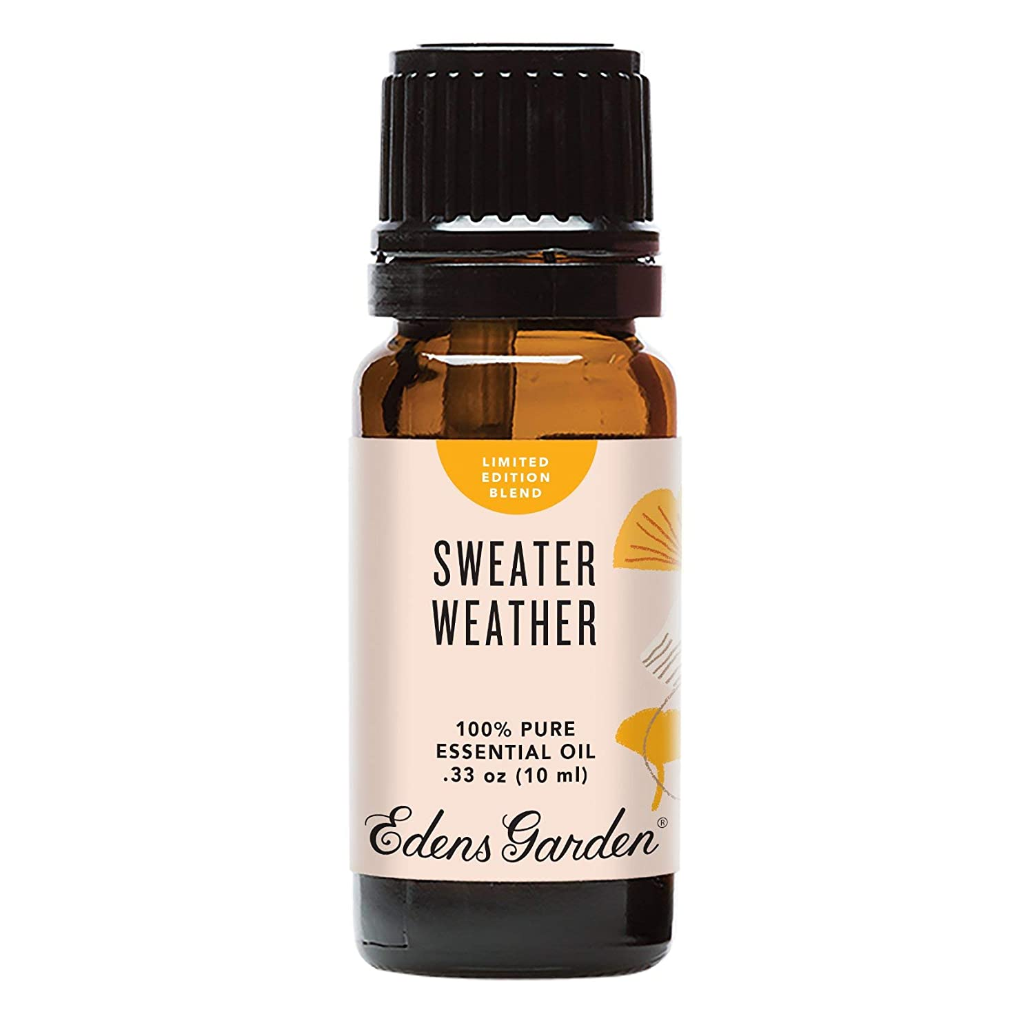 Edens Garden Sweater Weather Holiday Blend, Essential Oil Synergy Blend, 100% Pure Therapeutic Grade, 10 ml