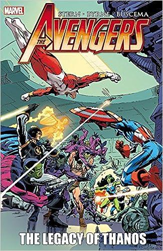Amazon com: Avengers: The Legacy of Thanos (0787721945352