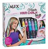 : ALEX Spa Metallic Hair Chalk Salon