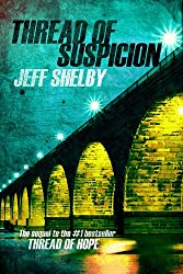 Thread of Suspicion (The Joe Tyler Series Book 2)