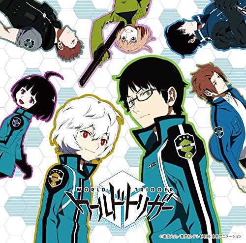 World Trigger - O.S.T. [Japan CD] UICZ-4353