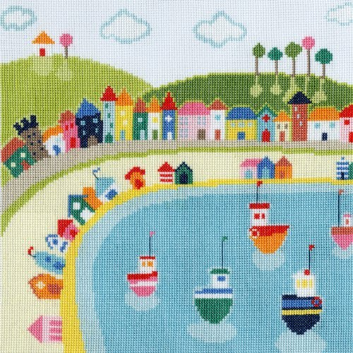 Bothy Threads Beside The Seaside Series -