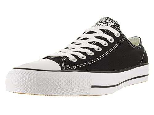 4a2eff40e1dc Converse Unisex Chuck Taylor All Star Pro Ox Skate shoe Black White 6 B(M)  US Women   4 D(M) US Men  Buy Online at Low Prices in India - Amazon.in