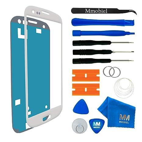 MMOBIEL Kit de Reemplazo de Pantalla Táctil para Samsung Galaxy S3 i9300 i9305 / S3 Neo