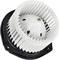 FAERSI AC Heater Blower Motor with Fan Cage fit for 2004-2016 Chevy Impala/ 2005-2009 Buick Lacrosse/ 2004-2007 Chevy Monte Carlo/ 2004-2008 Pontiac Grand Prix Replaces#22792042, 15850268, 19153333