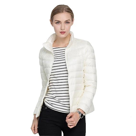 Manteau chaud leger femme