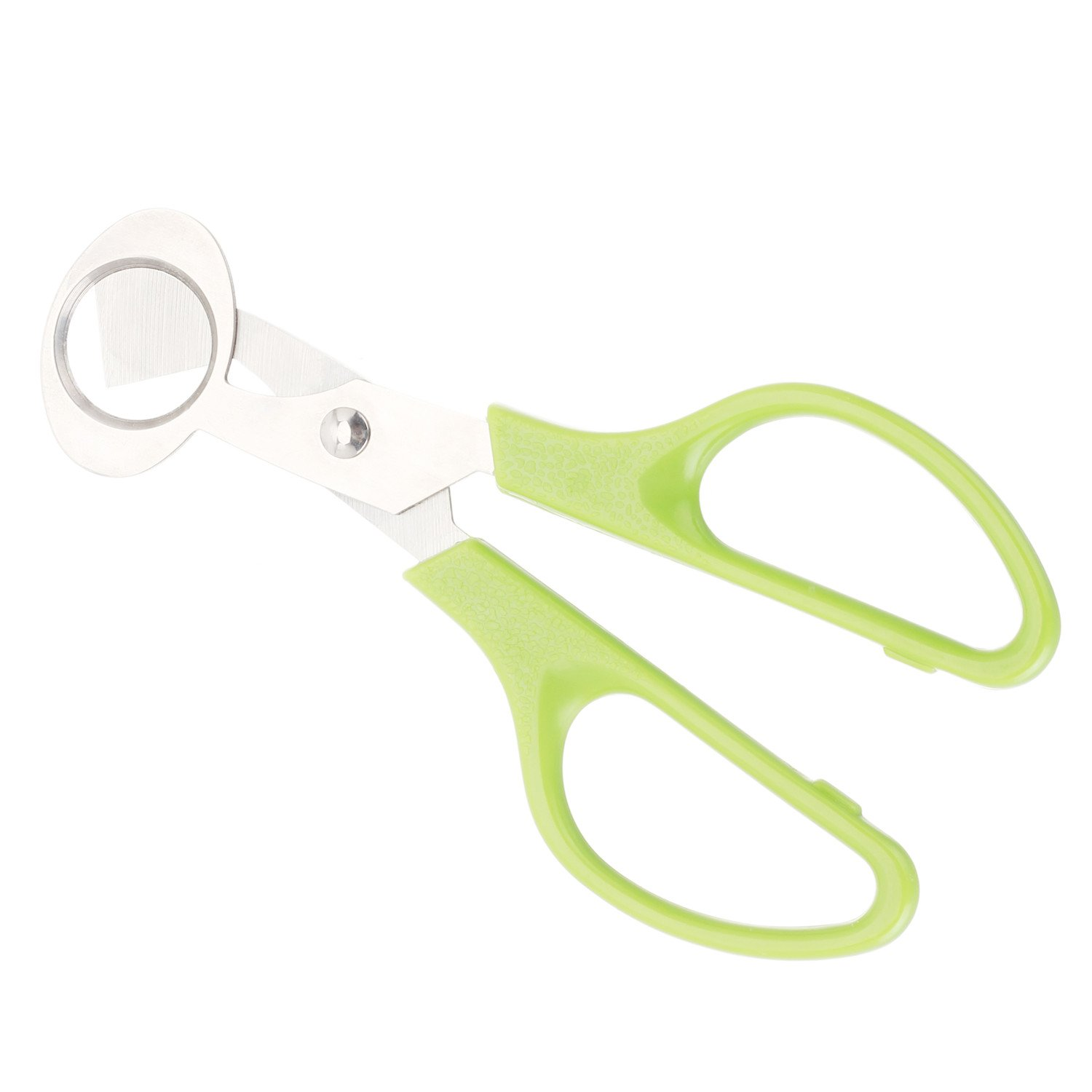 Quail Egg Shell Cutters Scissors - Green Merssavo