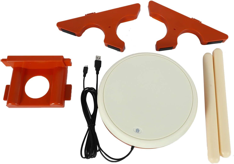 Gaoominy Taiko No Tatsujin Master Drum Controller Instrumento Tradicional para PS4 Slim Pro