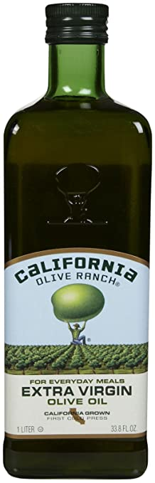 Olive Oil from California