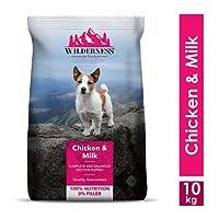 Wilderness Chicken and Milk Puppy Dog Food, 10 kg
