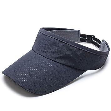 Men Women Shade Sun Visor Hat Empty Top Outdoor Sport Hiking Sunscreen Caps Hat