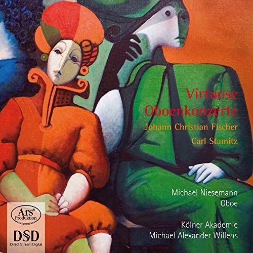 (Forgotten Treasures 7: Virtuoso Concertos for Oboe)