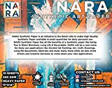 NARA Paper for Alcohol Ink Painting