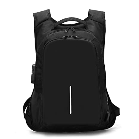 29aee1d4d03b Amazon.com : VonVonCo Crossbody Bag for Men External Charging Sports ...