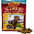 Zuke's Lil' Links Healthy Grain Free Little Sausage Links for Dogs, Chicken and Apple Recipe, 6-Ounce