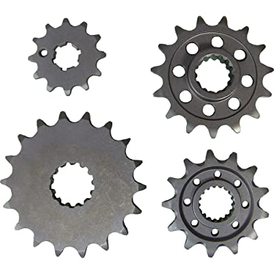 JT Sprockets JTF274.15 15T Steel Front Sprocket: Automotive