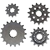 JT Sprockets JTF259.17 17T Steel Front Sprocket Natural, 17 Tooth