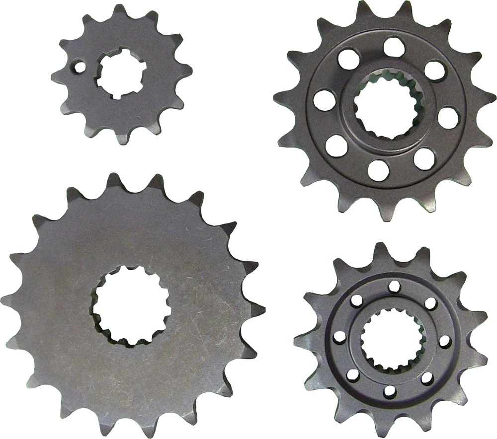 JT Sprockets JTF517.16 16T Steel Front Sprocket