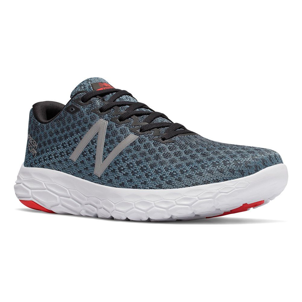 cd929b1a55c20 Amazon.com | New Balance Men's Fresh Foam Beacon Running Shoe - Color:  Petrol/Flame/White (Regular Width) - Size: 10 | Road Running