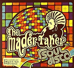 The Maderfaker Soul Disco Col. 2