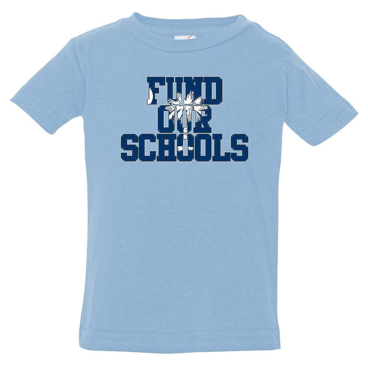 Tenacitee Babys Fund Our South Carolina Schools Shirt